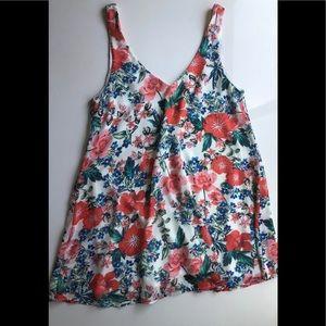 Show me your mumu  flower dress size small